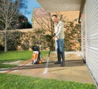 High Pressure Cleaners and Vacuums