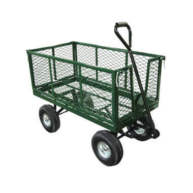 """ROCKWOOD MESH CART-48″X24 """" WITH SIDES"""