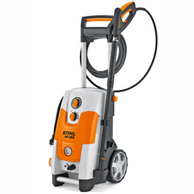STIHL RE163K HP CLEANER 10-150bar 650l/min