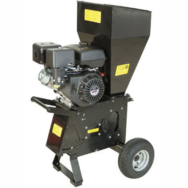 TANDEM SHREDDER 13HP H/DUTY 50mm