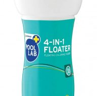 POOL LAB 4-IN-1 FLOATER