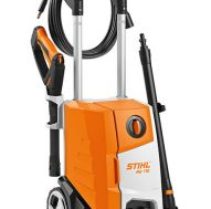 STIHL RE 110 USER-FRIENDLY HIGH-PRESSURE CLEANER FOR HOME AND GARDEN